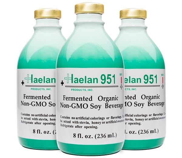Haelan 951 Fermented Soy Beverage